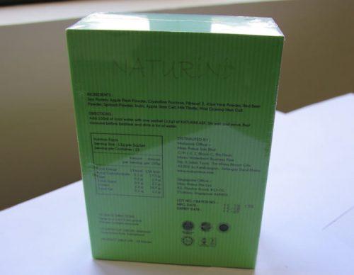 Apple stemcel fiber
