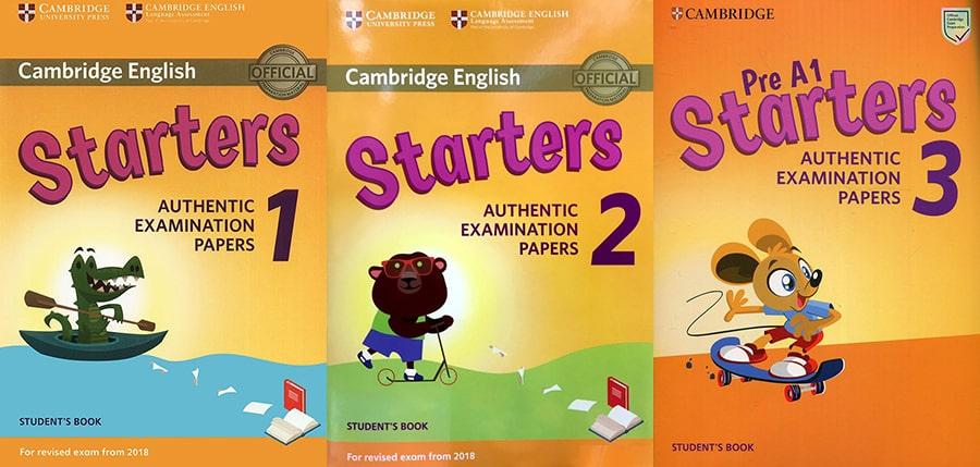 Cambridge English Starter